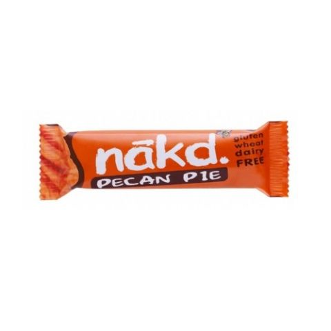 Pecan Pie - Nakd Raw Fruit & Nuts Bars 35g